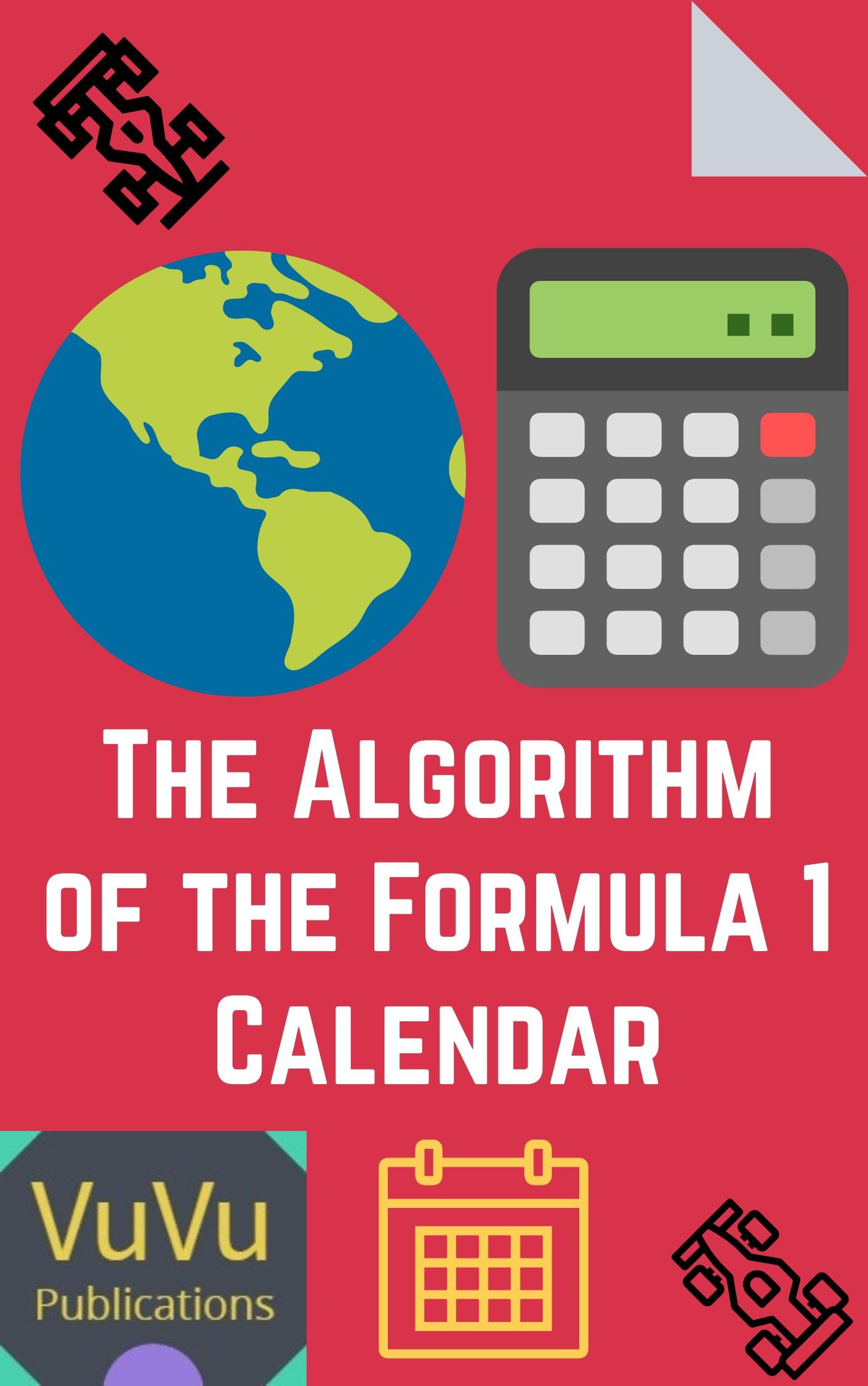 F1-Calendar-Algorithm